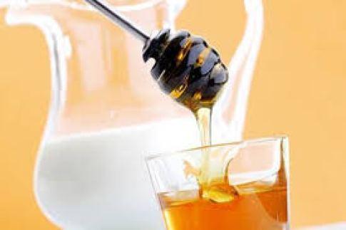 Dưỡng tóc bằng Sữa và mật ong