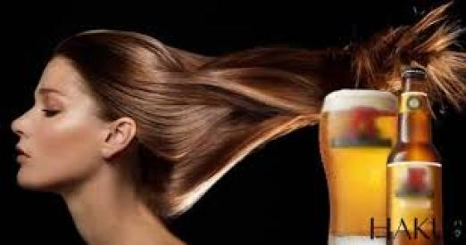 Dùng bia làm kem ủ dưỡng tóc hiệu quả