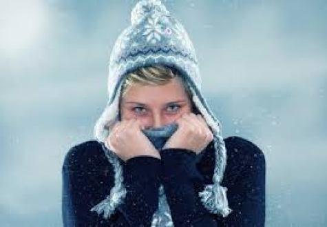 hạn chế tối đa việc tiếp xúc trực tiếp với gió lạnh.