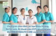 Tuyển dụng điều dưỡng chăm sóc sức khỏe tại nhà khu vực TP.HCM
