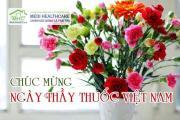 Chúc mừng ngày Thầy thuốc Việt Nam 27/02/2017