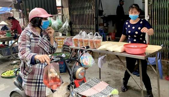 WHO khuyến cáo 3 việc quan trọng khi đi chợ, nấu ăn để tránh COVID-19 di cho corona