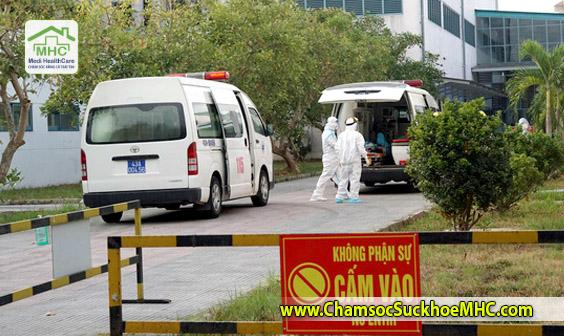 Việt Nam có ca đầu tiên tử vong do dịch COVID-19 viet nam co ca benh covid 19 tu vong dau tien benh nhan 428
