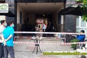 Phong tỏa một block 15 tầng chung cư Thái An 2 vì có ca nghi nhiễm COVID-19