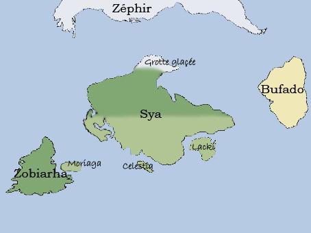 Planisphère de Chamsya