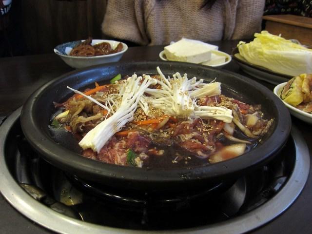 sauce asiatique bulgogi