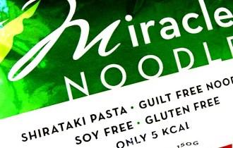miracle noodles konjac