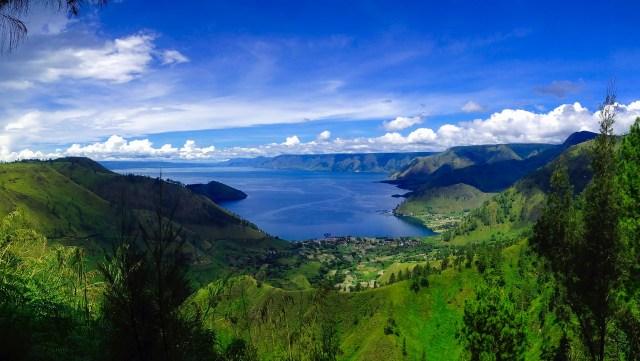 Vallée du Lac Toba