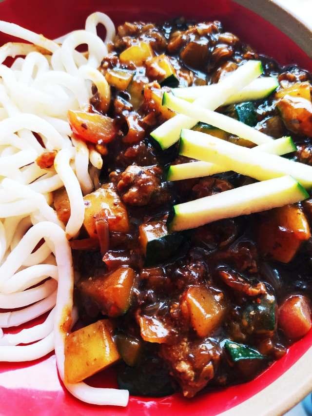 jajangmyeon udon