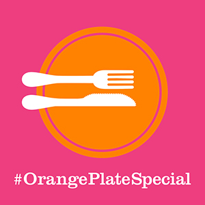 Orange Plate Special graphic