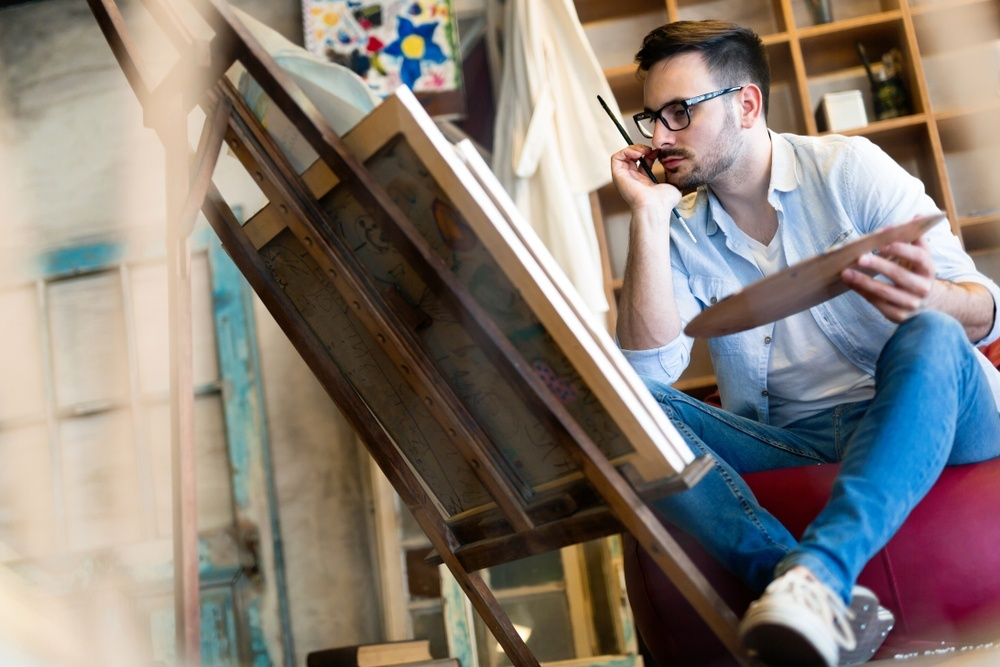 Buy Art Supplies for a Struggling Artist