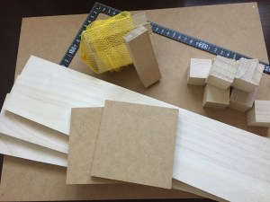 DIY,カット済木材