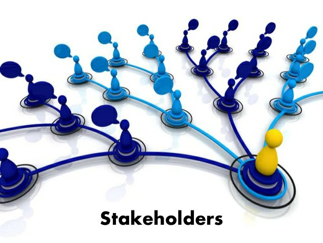 Stakeholders, The Players of an Information System