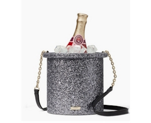 Champagne Lovers Gift Guide - Champagne Bucket Handbag