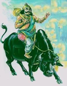 Lord-Yamaraj