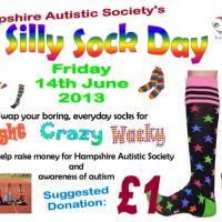 What's Silly Sock Day?