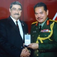 My Pingat Jasa Malaysia (Malaysian Service Medal)