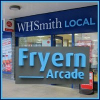 Fryern Arcade WH Smith Local & Post Office Open