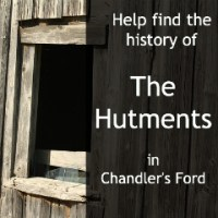 The Hutments: Could You Help Find Old Neighbours in Chandler's Ford?