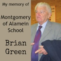 Humorous Little Memory: Montgomery Of Alamein School
