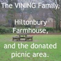 The Vining Family and Hiltonbury Farmhouse
