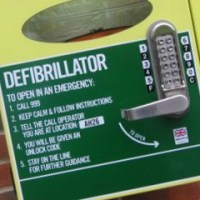 Where are Defibrillators Located in Chandler's Ford?