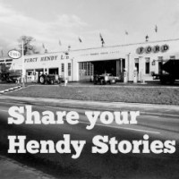 Share Your Hendy Stories