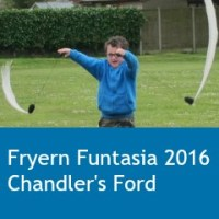 Chandler's Ford Fryern Funtasia 2016