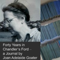 Forty Years in Chandler's Ford - a Journal (Part 40)