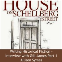 Writing Historical Fiction - Interview with Gill James Part 1