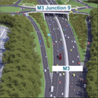 Proposed Improvements to M3 Junction 9