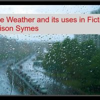The Weather and Its Uses in Fiction