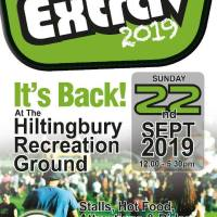 The Hiltingbury Extravaganza: 22 September on Hiltingbury Recreation Ground from 12 noon