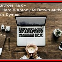 When Authors Talk... by Allison Symes