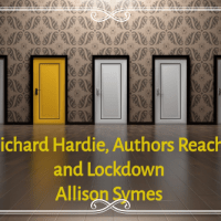 Richard Hardie, Authors Reach, and Lockdown
