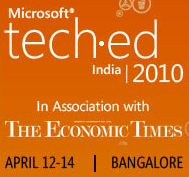 Tech Ed 2010 - Conference by Microsoft
