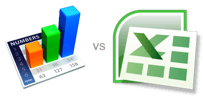 iwork Numbers vs Excel