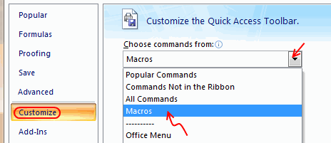 Modify QAT to Add Macros - Step 1