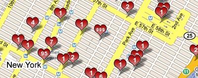 Hookup Maps