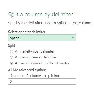 split-column-space-as-delimiter-power-query