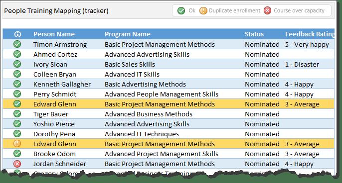 training-tracker