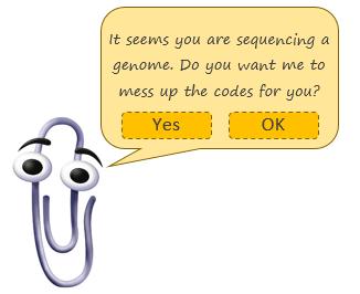 clippy-genome-help