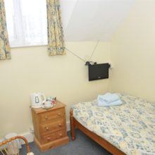 Single Room at Chandos Premier Guest House