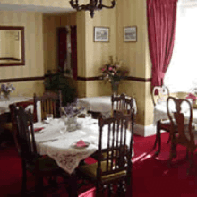 Dining Room at Chandos Premier Guest House Folkestone