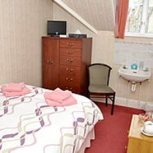 Small Double Room at Chandos Premier Guest House Folkestone