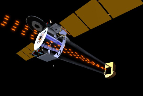 Chandra Resources Telescope System Telescope