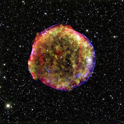 Tycho's Supernova Remnant
