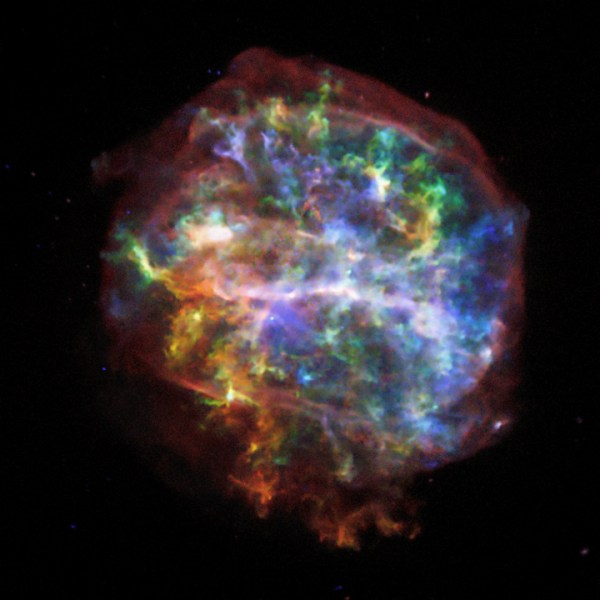 Chandra Photo Album G292018 Keplers Supernova