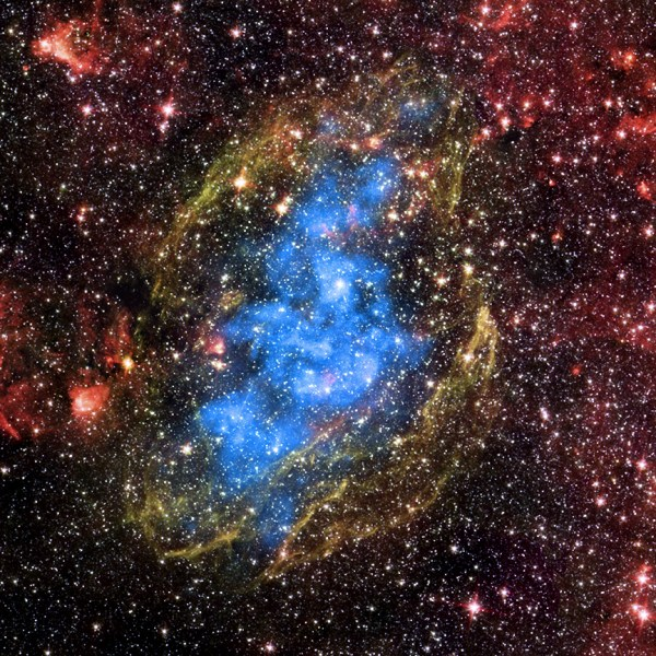 NASA Release Six Incredible Images From Their Chandra ...