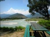 riverside punakha